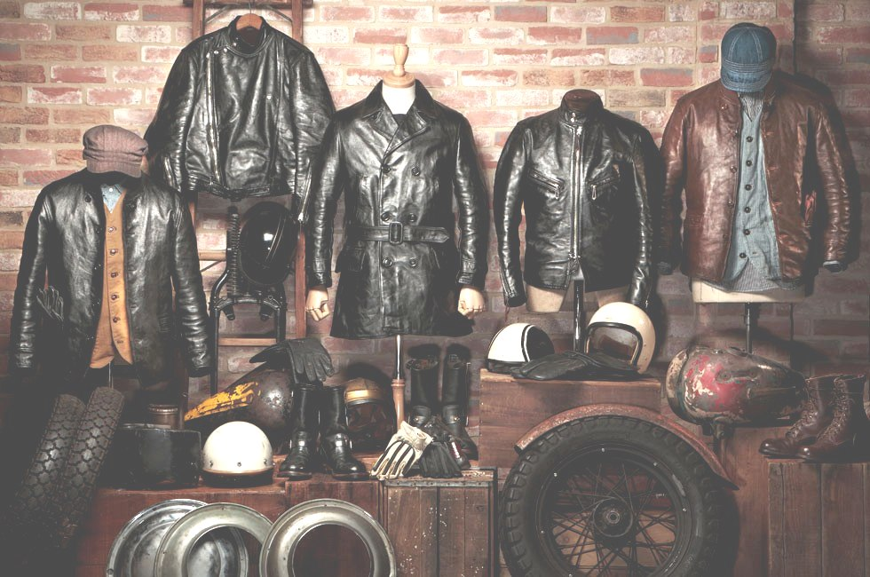 FREEWHEELERS LEATHER COLLECTION